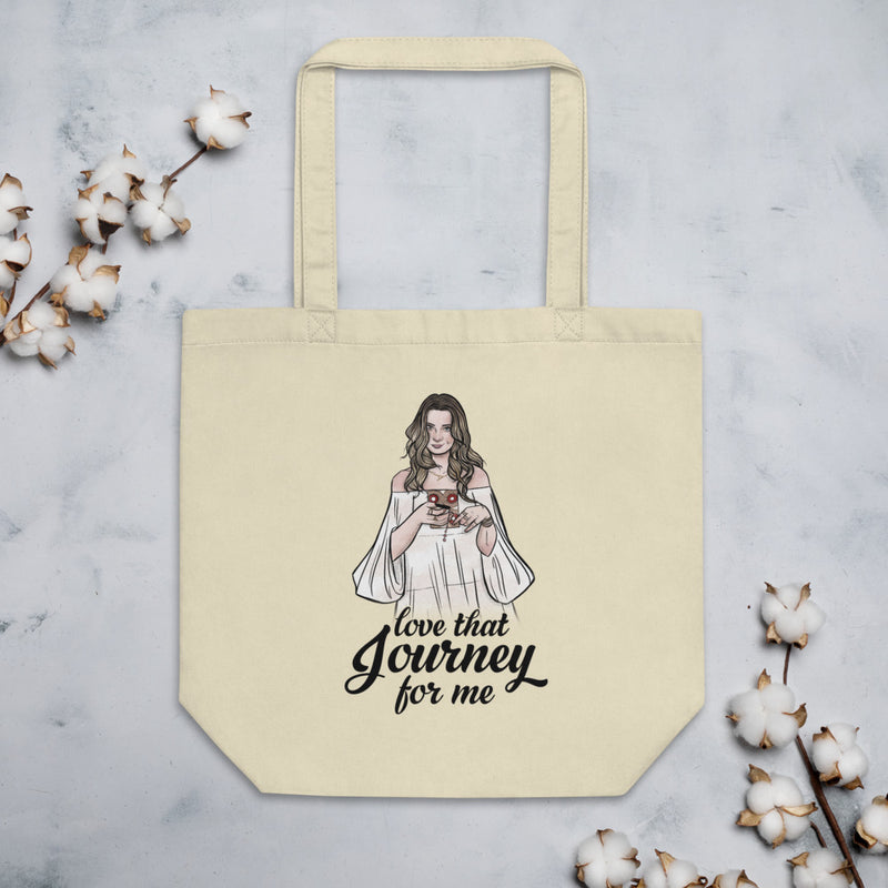 LOVE THAT JOURNEY Eco Tote Bag