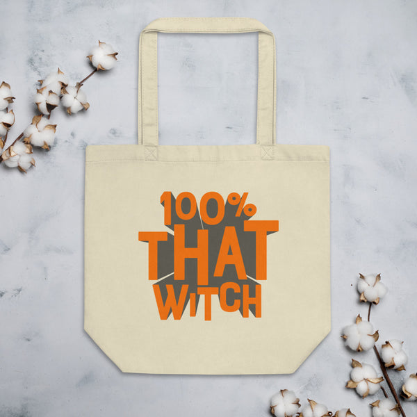 100% THAT WITCH Eco Tote Bag