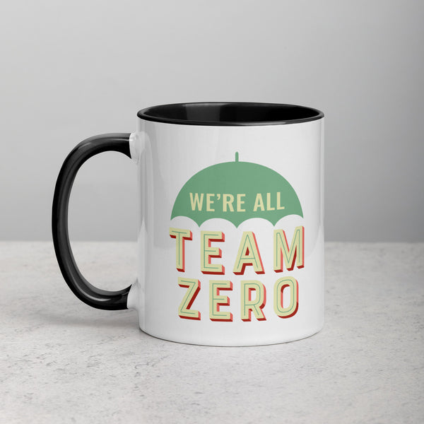 TEAM ZERO Mug with Color Inside