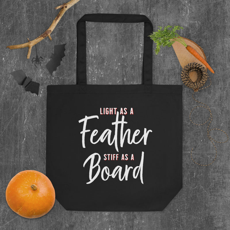 LIGHT AS A FEATHER Eco Tote Bag