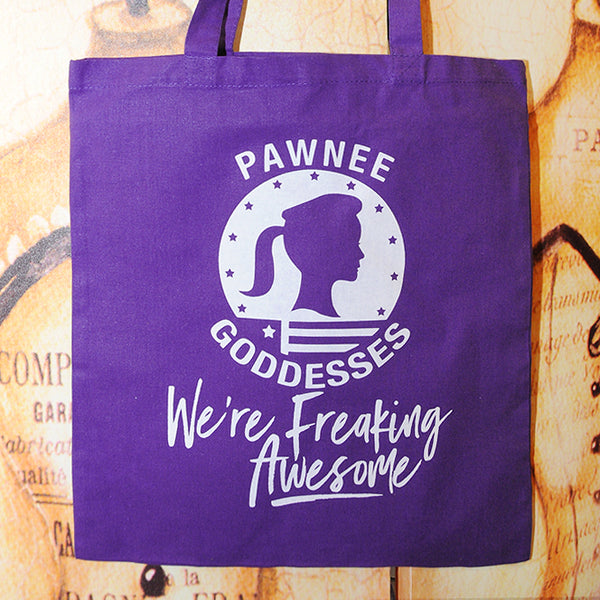 We're Freaking Awesome tote bag