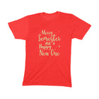 MERRY SEMESTER AND A HAPPY NEW ONE Unisex T-shirt