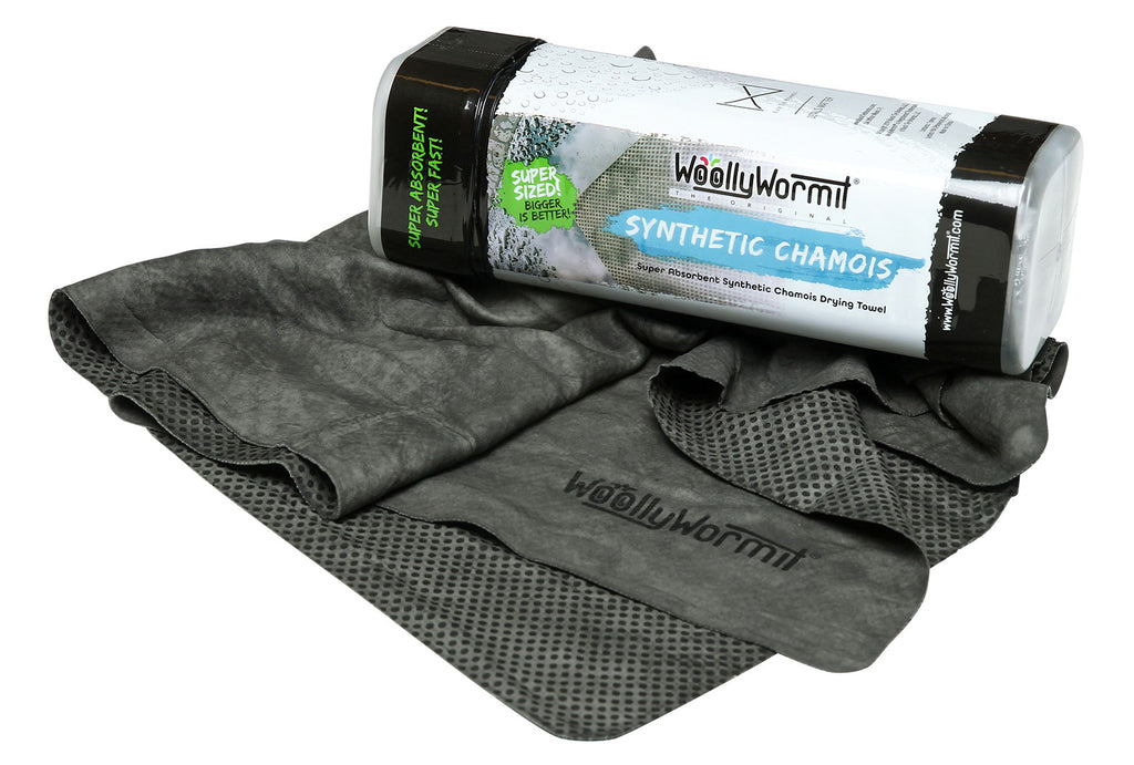 WoollyWormit Synthetic Chamois