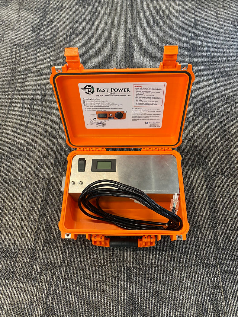BP-56 Amp Aircraft Power Supply