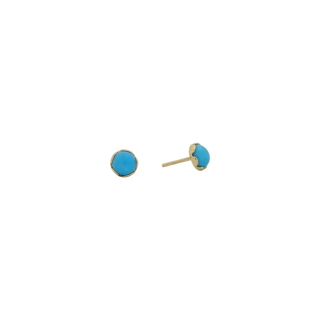 medium turquoise buttons