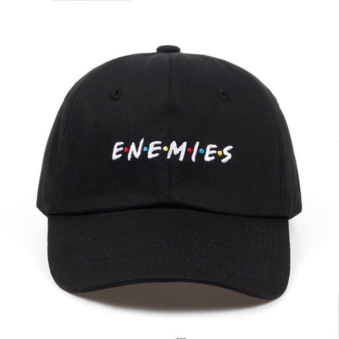 Enemies Dad Hat Baseball Cap