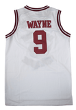 A Different World Hillman College Dwayne Wade #9 Basketball Jersey Jersey Junkiez