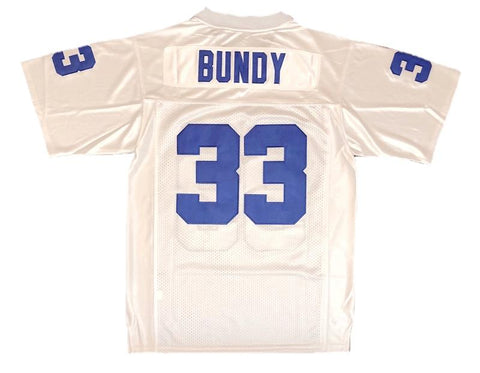 Al Bundy #33 Polk High Jersey White
