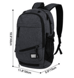 Basketball Backpack with Ball Compartment