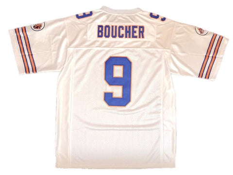 Bobby Boucher Jersey Water Boy White
