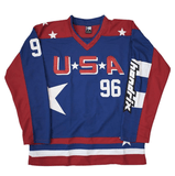 Charlie Conway Jersey - D2 Mighty Ducks Team USA Jersey Junkiez