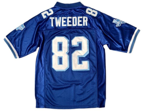 Charlie Tweeder Varsity Blues Football Jersey