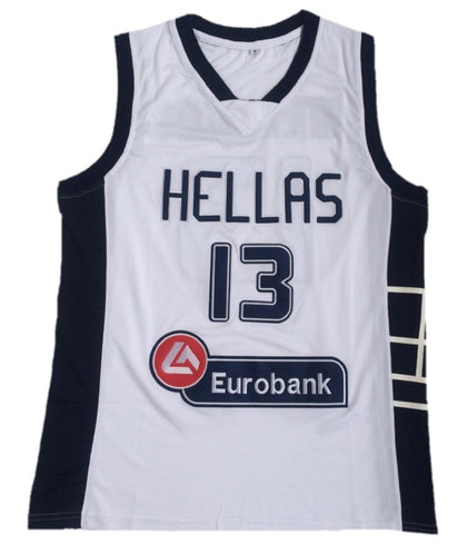 Giannis Antetokounmpo Greece Jersey