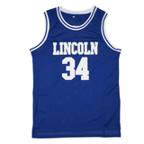 He Got Game Jesus Shuttlesworth Basketball Jersey Jersey Junkiez