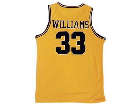 Jason Williams Dupont High School Jersey