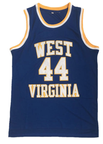 Jerry West West Virginia Jersey