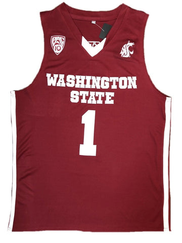 Klay Thompson College Jersey Washington State