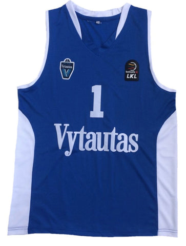 LaMelo Ball Lithuania Jersey
