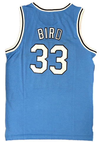 Larry Bird Indiana State Jersey