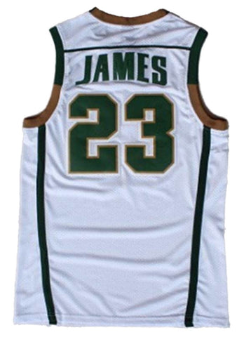 new styles 2a9ae 616b6 germany st vincent st mary high school lebron james jersey ...