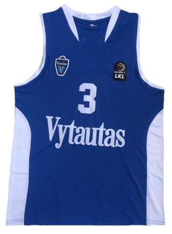 LiAngelo Ball Lithuania Jersey