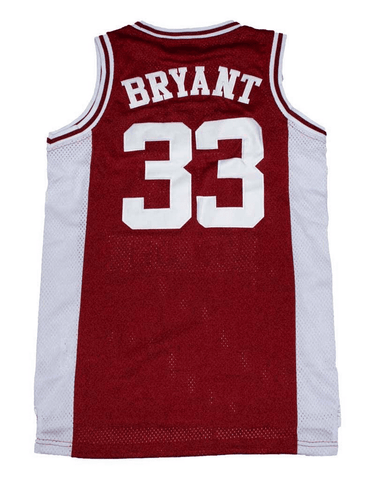 Lower Merion High School Kobe Bryant Basketball Jersey Jersey Junkiez 796905cf0