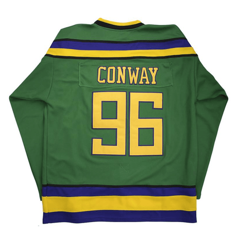 52277cb80 Mighty Ducks Hockey Jersey – Jersey Junkiez