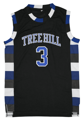 One Tree Hill Ravens Basketball Jersey Jersey Junkiez