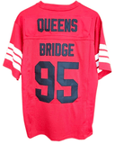 Shook Ones Mobb Deep Hennessy Queens Bridge Football Jersey Jersey Junkiez