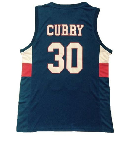 Stephen Curry Knights High School Jersey