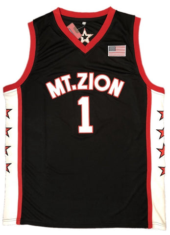 Tracy McGrady Mt Zion Jersey