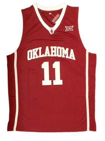 Trae Young Oklahoma Jersey