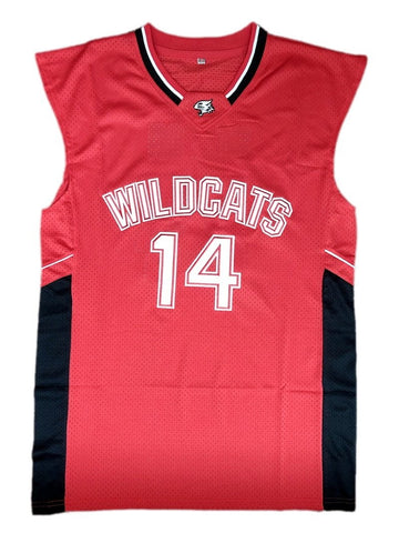 Troy Bolton High School Musical Jersey
