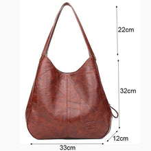 Top-handle Shoulder Handbag