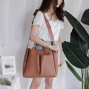 Big Tote Shoulder Handbag