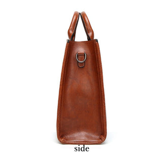 Shoulder Messenger Handbag - Backpacks Oasis