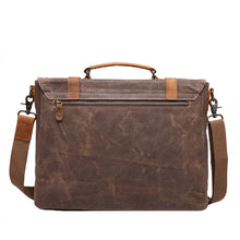 Business Messenger Crossbody Laptop Briefcase - Backpacks Oasis