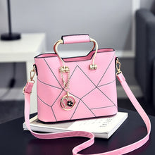 Designer Leather Messenger Shoulder Handbag - Backpacks Oasis