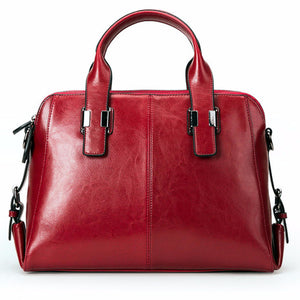Classic Fashion Leather Casual Tote Pocketbook - Backpacks Oasis