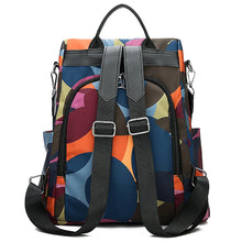 Wear Resistant School Backpack Unisex - Backpacks Oasis