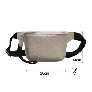 Clutch Waist Chest Fanny Pack