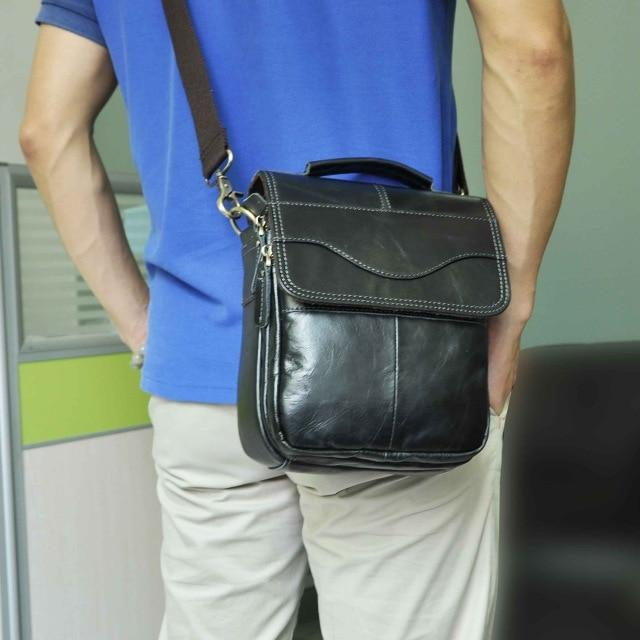 Guys Shoulder Messenger Bag - Backpacks Oasis