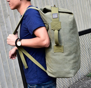 Shoulder Backpack Duffel Travel Bag
