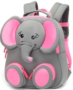 Elephant Design School Backpack - Backpacks Oasis