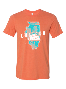 "August '20 - Chicago ""The Other Bean Town"" T-Shirt"