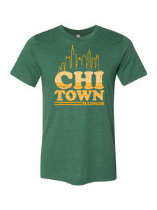 October '20 - Chicago Chi Town T-Shirt