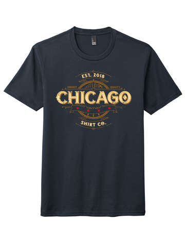 January '21 - Chicago Vintage T-Shirt