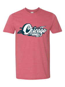 chicago tshirt shirt of the month air water show