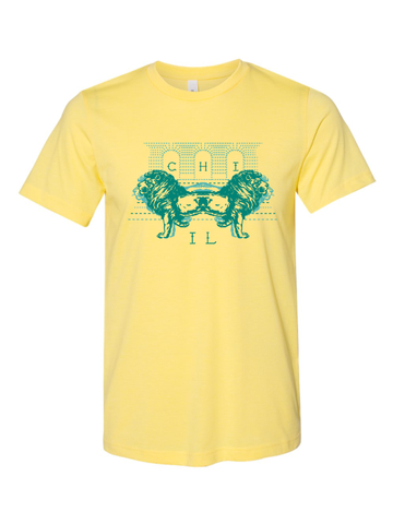 May '19 - Chicago Art Institute Lions T-Shirt