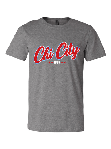 vintage chicago bulls inspired tshirt chi city